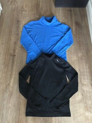 Wedze Ski Thermal And Base Layer Age 12 Years