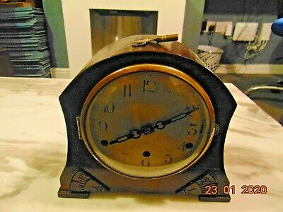antique mantel/mantle clock (1)