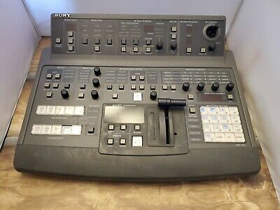 Broadcast Switch desk, Sony DFS-500