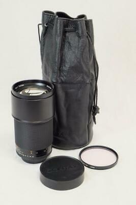 Carl Zeiss 180mm f/2.8 Sonnar T* for Contax/Yashica Cameras - MUST READ! (6221)