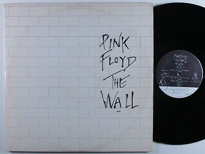 PINK FLOYD The Wall COLUMBIA 2XLP gatefold <