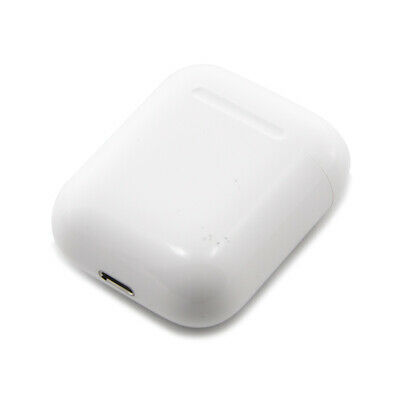 Genuine Apple 2nd Generation Charging Case for Airpods - White *CASE ONLY*