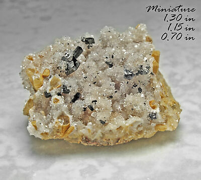 Ilvaite Dal'negorsk Russia Minerals Crystals Gems-Min