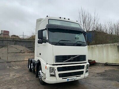 2008 Volvo FH 460 Globetrotter tractor unit 6x2