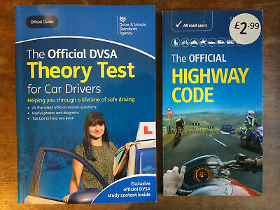 The official DVSA Theory Test for Car Drivers and The Official Highway Code