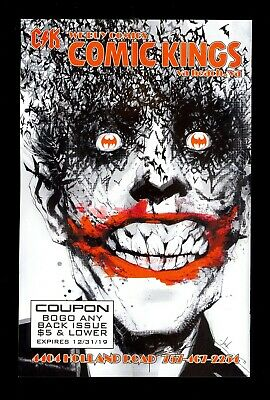Dcs Year Of The Villain #1 Detective Comics #880 Homage Variant ++++ Comic Kings