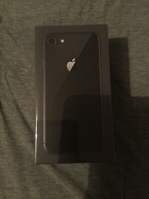 iPhone 8 64GB Space Grey (Unlocked) (Sealed & Boxed)