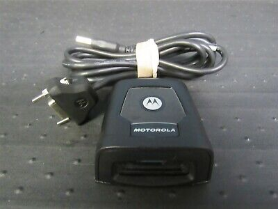 Motorola Symbol DS457-SR20009 Barcode Scanner with USB Cable ~Tested Working~