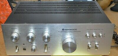 Vintage Kenwood Stereo Model KA-3500 Integrated Amplifier IN GREAT CONDITION !!!