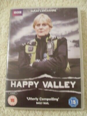 Happy Valley.......complete Series 1........(Dvd)......2 Disc Boxset