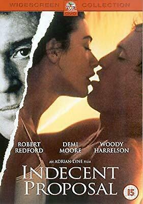 Indecent Proposal [DVD] [1993], , Used; Very Good DVD