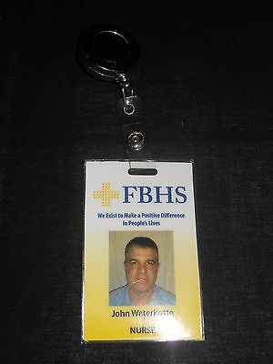 Love the Coopers Production Used Movie Prop Broadmore Senior Living ID (01)