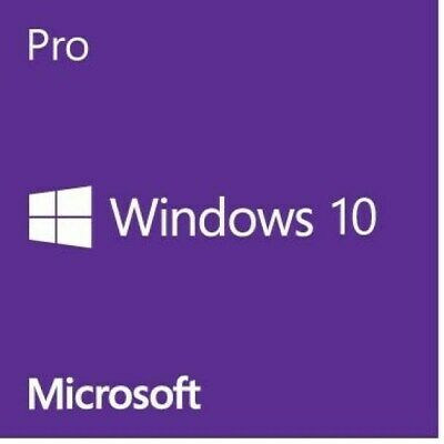 Microsoft Windows 10 Pro Product Key/Digital Licence