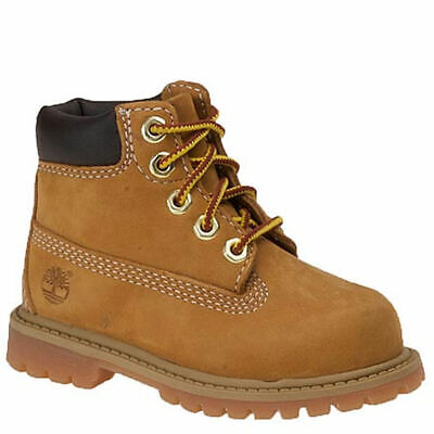 Timberland Kids' 6 Inch Premium  Infant-Toddler Boot