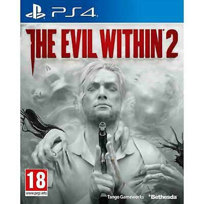 The Evil Within 2 Ps4 Ita Italiano Sony Playstation 4 Horror Survival Videogame