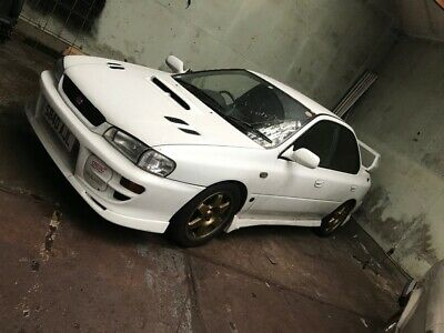 Fresh import Subaru Impreza 1998 wrx sti V4 4door