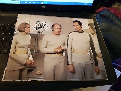Roy Dotrice Game Of thrones space 1999 hand signed photo 8x10