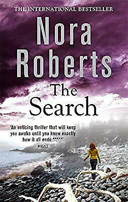 The Search, Roberts, Nora, Used; Good Book