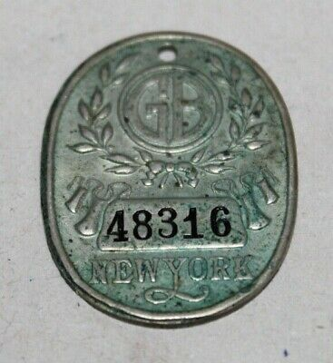 Antique Gimbels Brothers CHARGE COIN TOKEN
