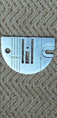 SINGER Sewing Machine  NEEDLE PLATE 171391 Throat Plate..Models 328,400,500,600
