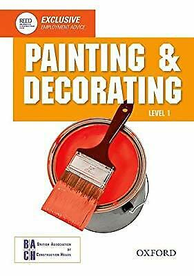 Painting and Decorating Level 1 Diploma Student Book (Nvq Construction), , Briti