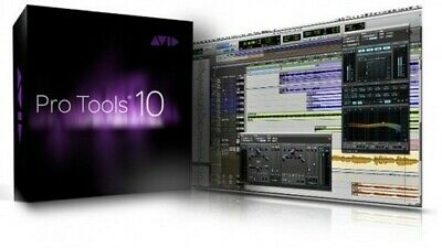 Avid pro tools 10hd package softwareInclude ilok,autotune, waves centra