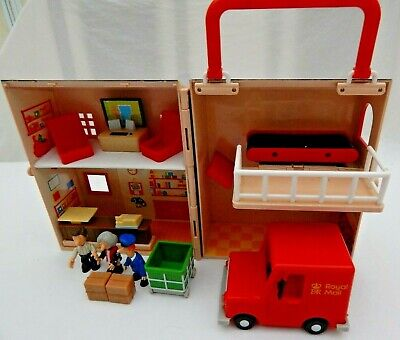 Postman Pat Special Delivery Service Mail Post Office Playset Tracked P/&P
