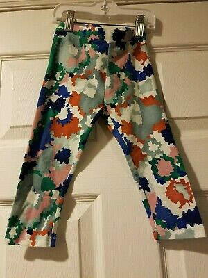Nwt Girls Gymboree Camo Leggings Spring  Line 18-24 Months $16.50