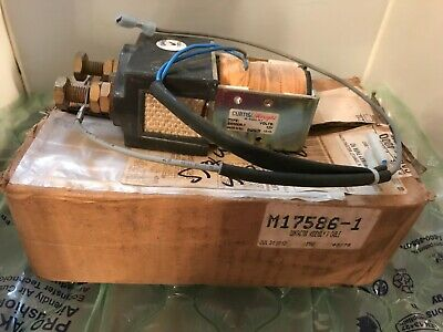 Curtis Albright Contactor Sw500 Sw50012-1 Oem