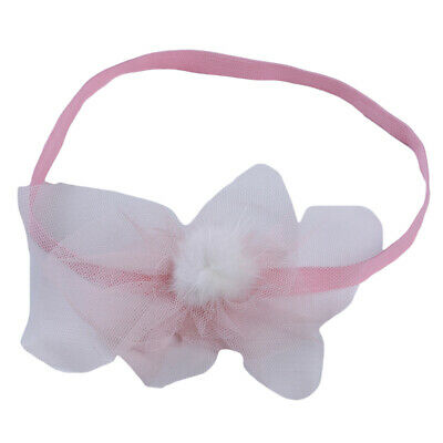 Exquisite Sequins Hair Rope Grenadine Hair Accessories Furry Ball Hair Band LA