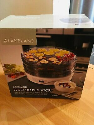 NEW! Lakeland Food Dehydrator - Create Healthy Dried Fruit Snacks!