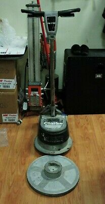 (MA3) Clarke FM-1700 Floor Polisher Sander Buffer Burnisher