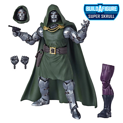 "Marvel Legends Series Fantastic Four 6"" Collectible Action Figure Doctor Doom To"