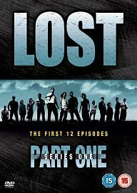 Lost: Season 1 - Part 1 [DVD], Acceptable, DVD, FREE & FAST Delivery