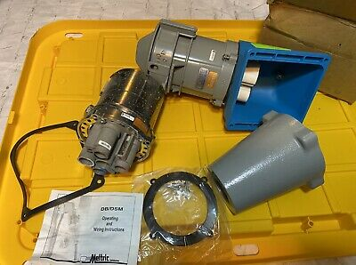 Meltric DSM 100A Receptacle, Plug, Housing, and more! DS/DSM 9