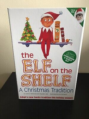 Elf On The Shelf With Accessories