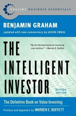 Intelligent Investor: The Classic Text on Value Investing(Rough C...