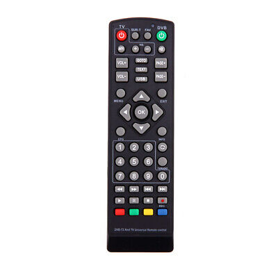 1Pc Universal Remote Control Replacement for TV DVB-T2 Remote Control WT7n