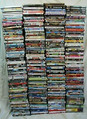 Large Job Lot 300+ DVDs MoviesHOLLYWOODTVResale- Carboot (Hospiscare)