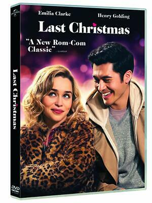 Last Christmas (2020) DVD Booking