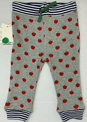 NEW Ex Baby Boden Reversible Fun Joggers RRP £20 0-4 Years