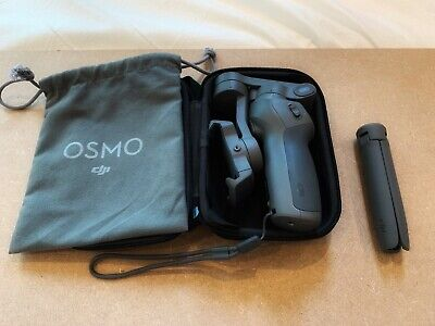 DJI Osmo Mobile 3 Combo-Stabilising Mount ~BOXED~ONLY USED ONCE~MINT CONDITION~