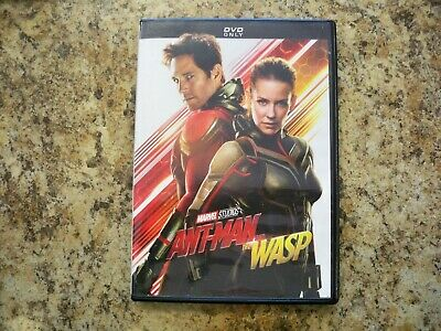Ant-Man and The Wasp (DVD, October 2018)