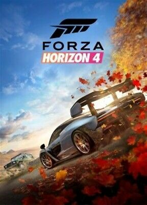 Forza Horizon 4 PC Windows 10 Game Xbox One Global Key Fast Delivery