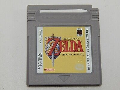 The Legend of Zelda: Link's Awakening - Nintendo Game Boy
