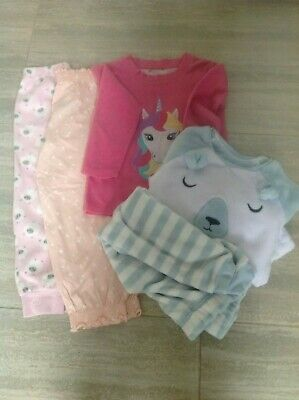 Girls PJ Bundle 5-6 Years - Marks and Spencer, Dunnes