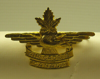 Air Cadets Canada Uniform Badge Maple Leaf Eagle