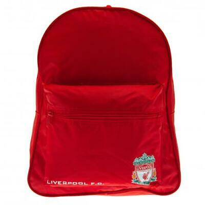 Liverpool FC Bag Backpack Rucksack Official Football School Gym Kids Adults LFC
