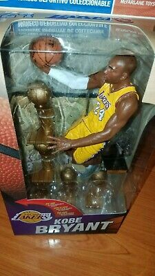 Kobe Bryant Championship MVP Figure McFarlane NBA Commemorative Collectible Set
