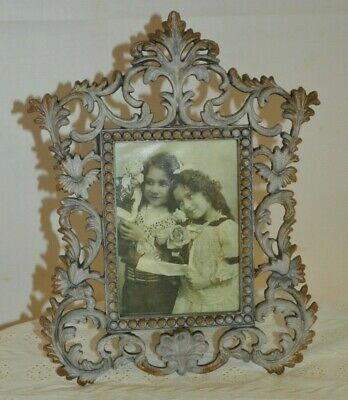 Blanc Style Vintage Baroque Cadre Photo PH2111-W
